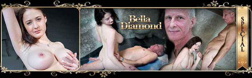 Oldje featured video I Want Your Cock with Bella Diamond