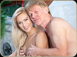 Lusty Blonde