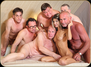 Old School Gangbang Reloaded