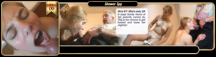Shower Spy with Maggie Sweet