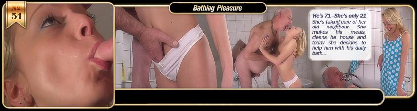 Bathing Pleasure with