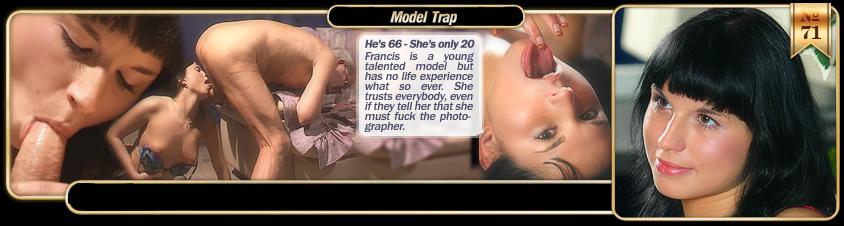 Model Trap with Renata Black