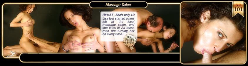 Massage Salon with Lenka