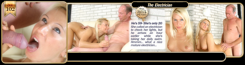 The Electrician with Gina Blonde