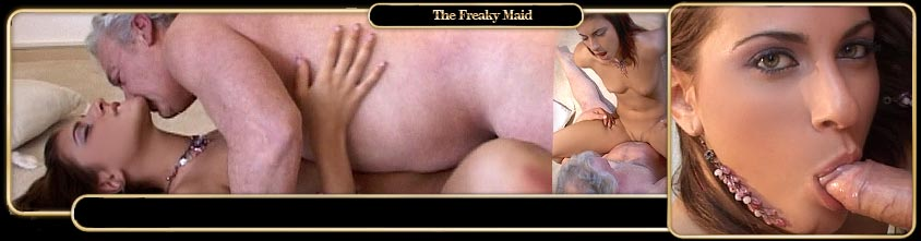 The Freaky Maid with Mia Phoenix