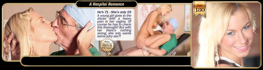 A Hospital Romance with Angelina Love