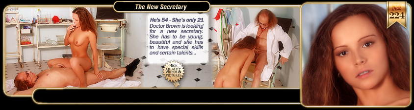 The New Secretary with Miriela Orion