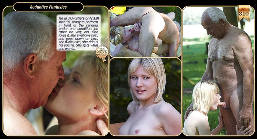 Seductive Fantasies with Katalyna