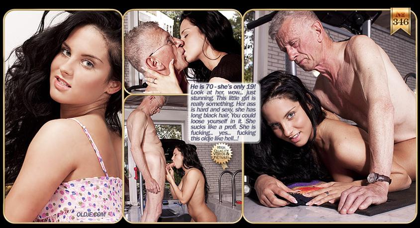 Sexual Gym with Bettina Di Capri, Scott