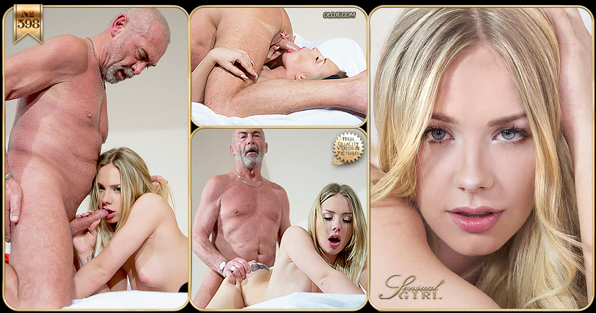 Old Man, Young Desire with Angie Lee