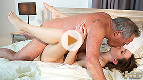 Invigorating Young Sex with Rebecca Ruby