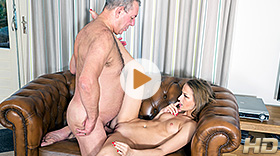Fooled By Young Pussy with Anna G