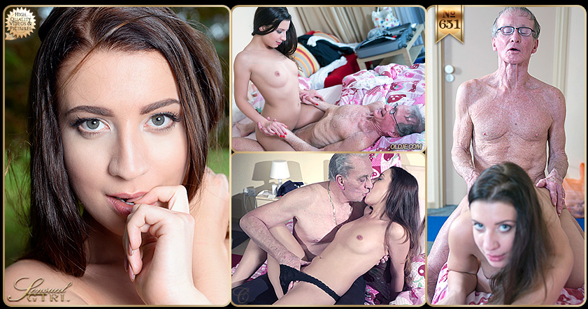 Naughty Young Maid with Teressa Bizarre