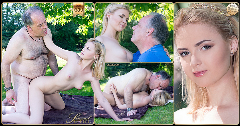 A Quick Fuck In The Park with Lolly Small