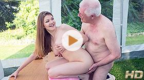Yard Sale Sex with Amanda Clarke