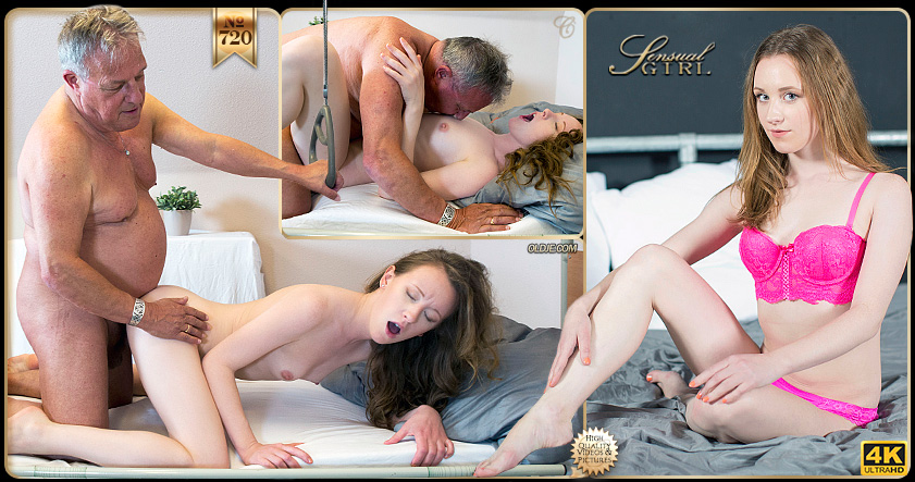 Young Banana Lover with Emma Fantasy
