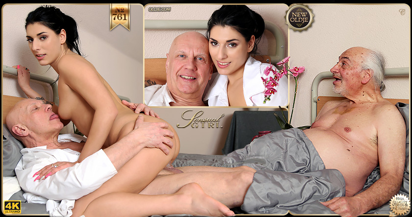 The Naughty Nurse with Kristal Amore
