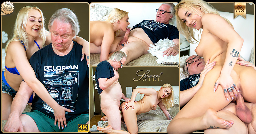 Extremely Horny with Marilyn Sugar